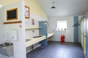 Camping vorrelveen sanitair